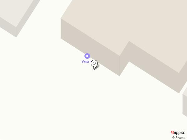 Юрист Плюс на карте Оренбурга