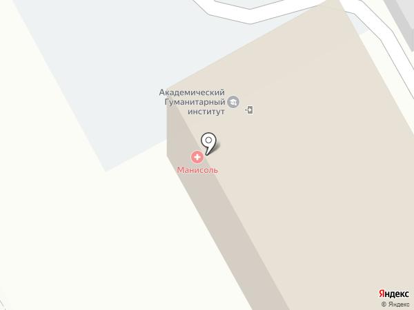 Элита Авто на карте Оренбурга