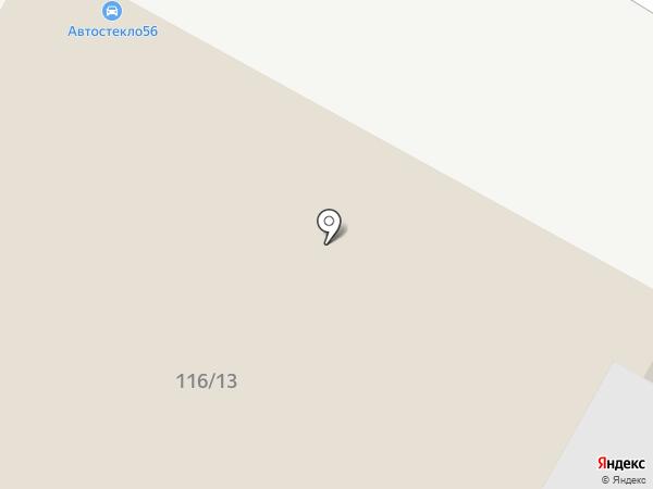 Happy Quest на карте Оренбурга