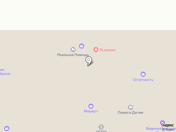 Здоровая Жизнь на карте Оренбурга