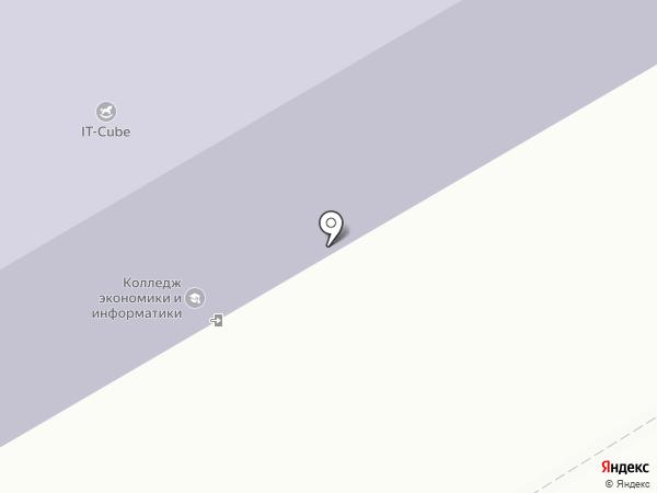 Учебный центр на карте Оренбурга