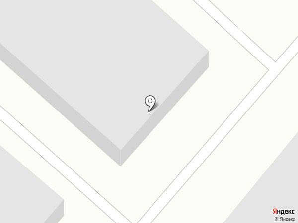 Дальний свет на карте Оренбурга