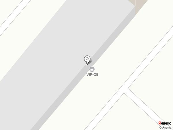 VIP-Oil на карте Оренбурга
