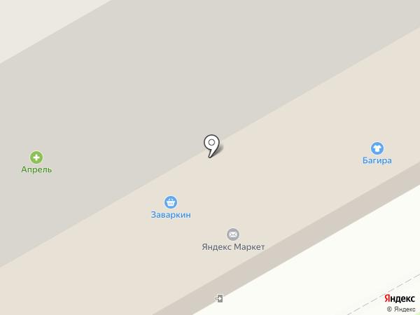 Оникс на карте Оренбурга