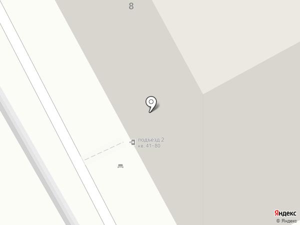 Бурмастер на карте Оренбурга