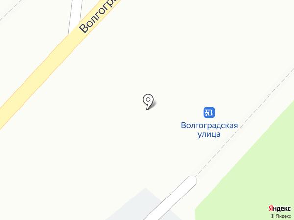 Магазин ритуальных принадлежностей на карте Оренбурга