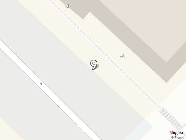 Степные просторы на карте Оренбурга