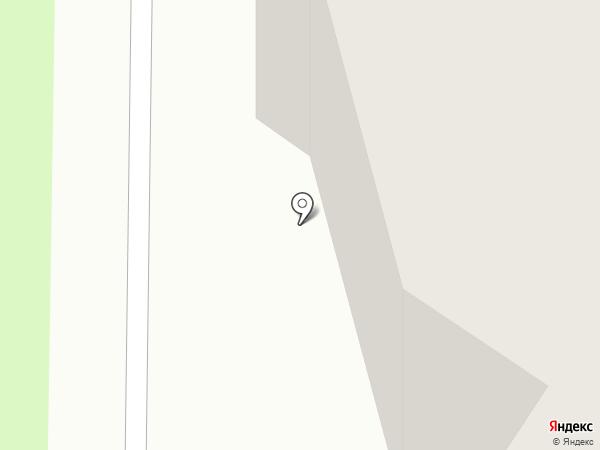 К.Е на карте Оренбурга