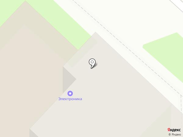 Магазин электроники на карте Оренбурга
