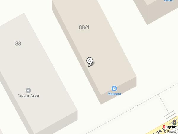 Гарант56 на карте Оренбурга