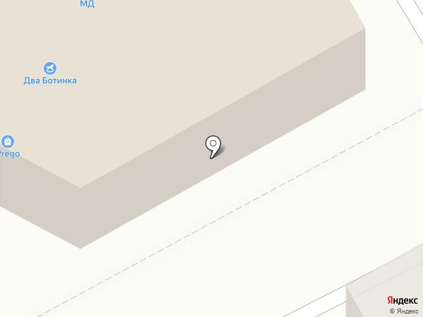 ПивТорг №1 на карте Оренбурга