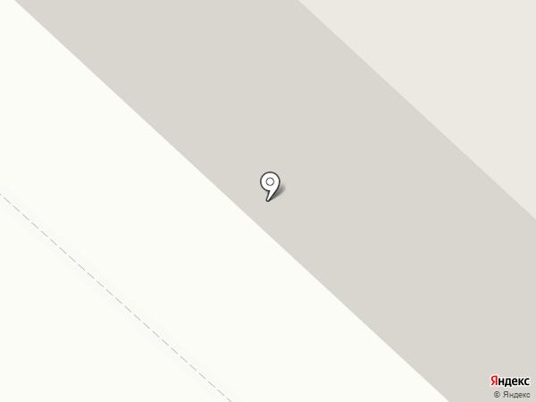 Отрада на карте Оренбурга