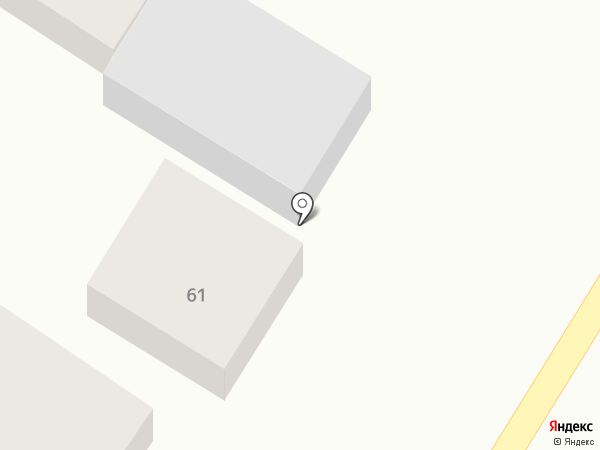 Лукоморье на карте Оренбурга