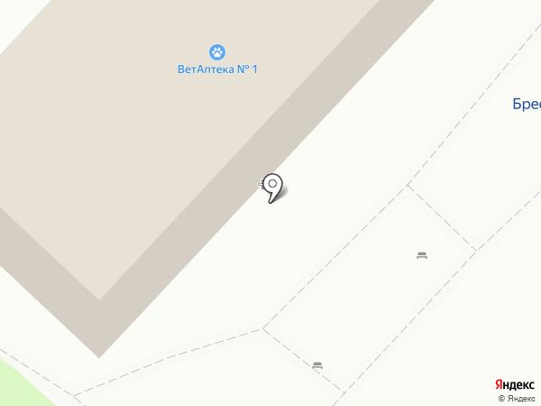 Active на карте Оренбурга