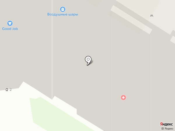 Порядок на карте Оренбурга