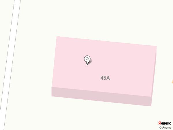 РосДеньги на карте Оренбурга