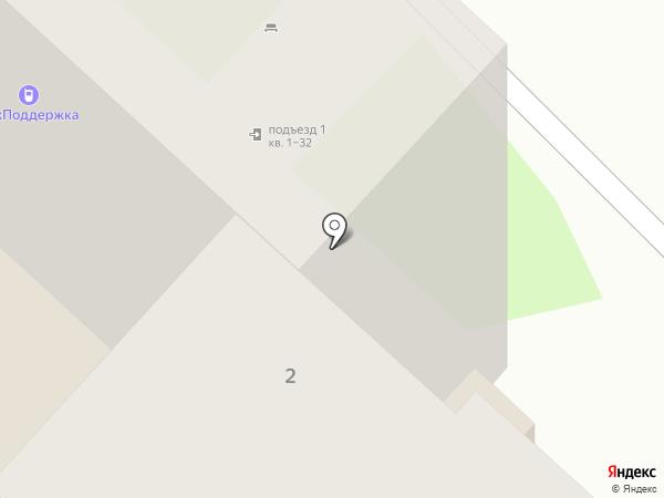 Шифон на карте Оренбурга