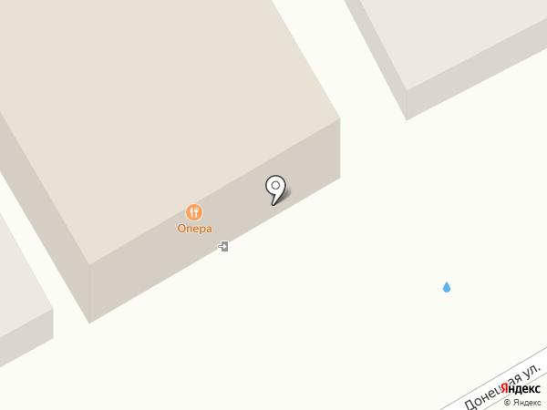 Опера на карте Оренбурга