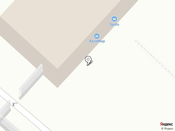 Компания по автовыкупу на карте Оренбурга