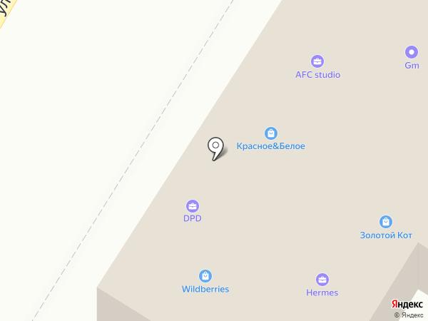 Успешный ломбард на карте Оренбурга