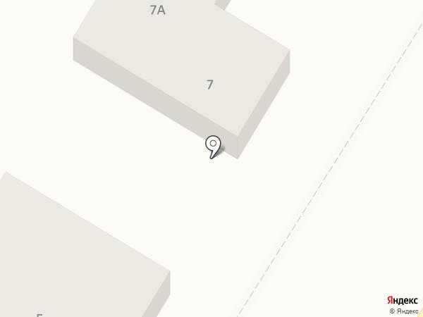 Viva на карте Оренбурга