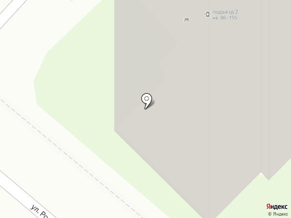 ОренбургСтройЖилСервис на карте Оренбурга