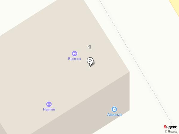 Чаплин на карте Оренбурга