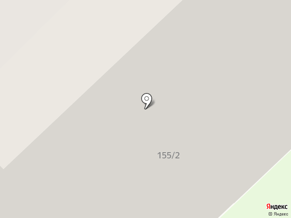 Белая Лилия на карте Оренбурга