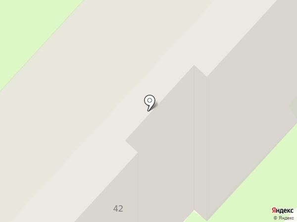 Прелесть на карте Оренбурга