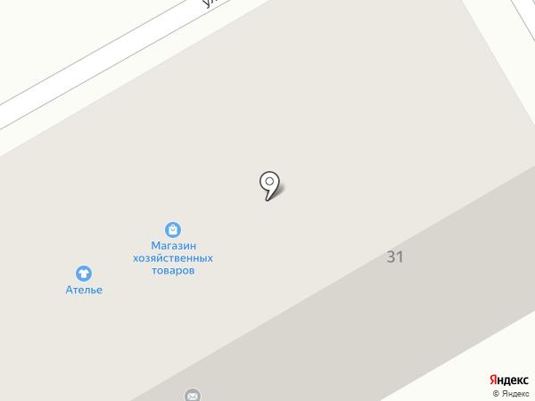 Хороший мастер на карте Оренбурга