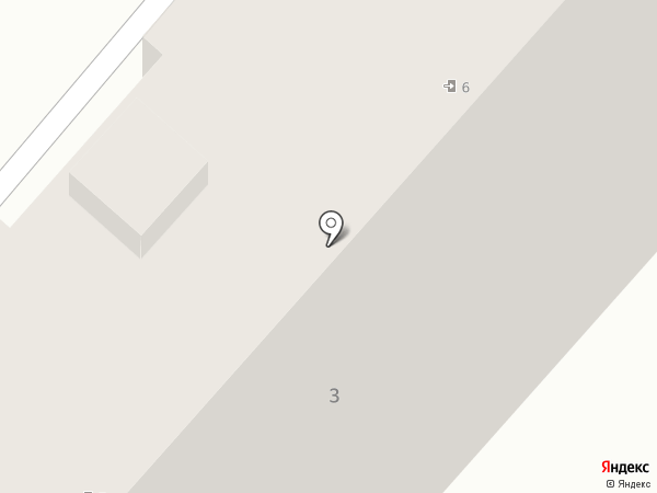 Стаханов на карте Оренбурга