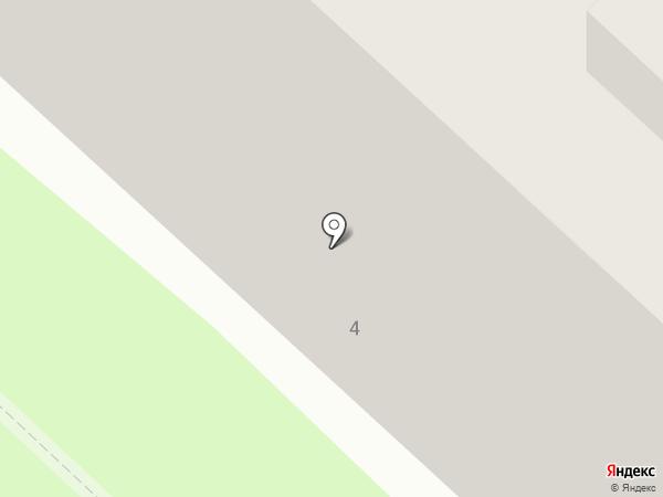 Кроха на карте Оренбурга