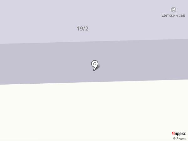 Поликлиника на карте Оренбурга