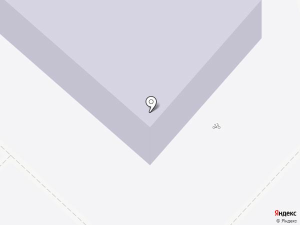 Diamond на карте Оренбурга