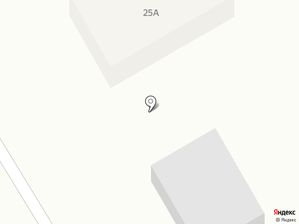 Зет на карте Оренбурга