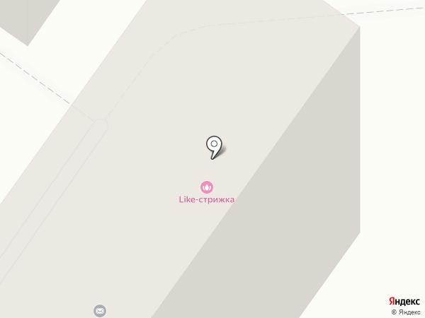 Синергия на карте Оренбурга