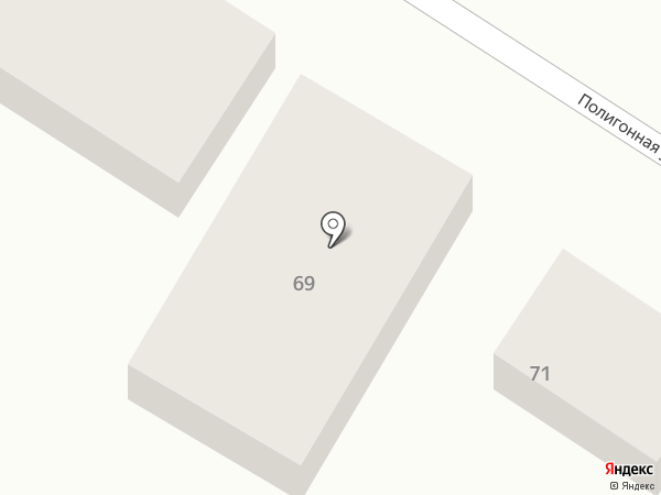 Стройсервис-плюс на карте Оренбурга