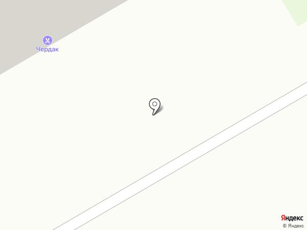 Дубки на карте Оренбурга