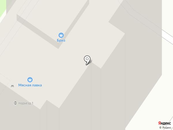 El Tany на карте Оренбурга