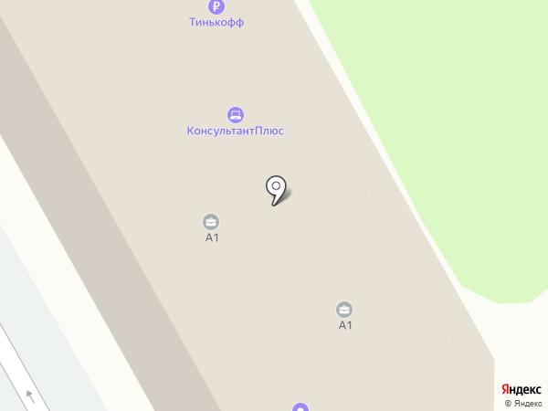 SMART UP на карте Оренбурга