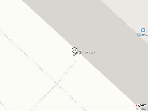 МЖК на карте Оренбурга