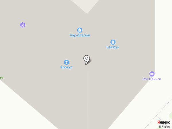 Наш Золотой Цыпленок на карте Оренбурга
