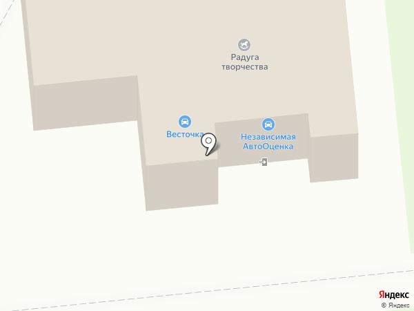 OKEYnet на карте Оренбурга