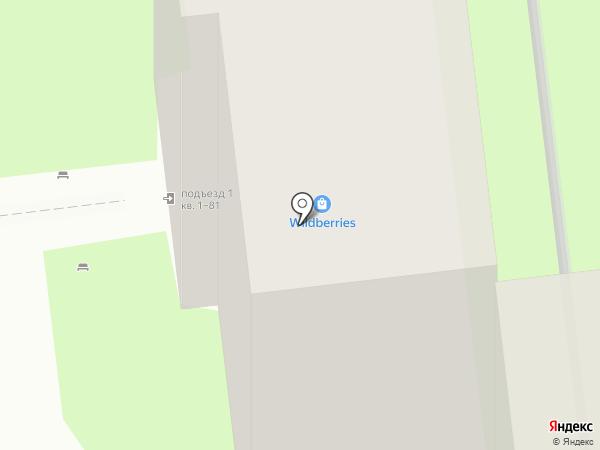 Продуктовый магазин на проспекте Победы на карте Оренбурга