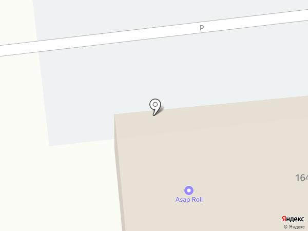Магия Твист на карте Оренбурга