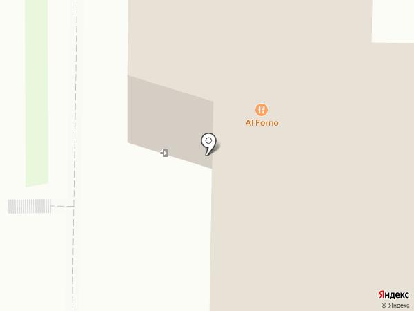 560560 на карте Оренбурга
