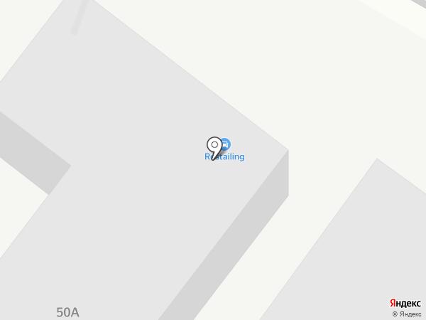 Стекло-Скол56 на карте Оренбурга