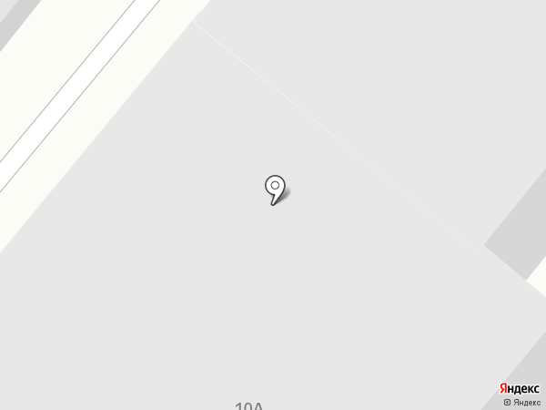 АВТОМАСТЕР на карте Оренбурга