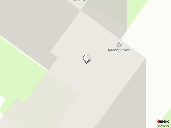 Ювента на карте Оренбурга