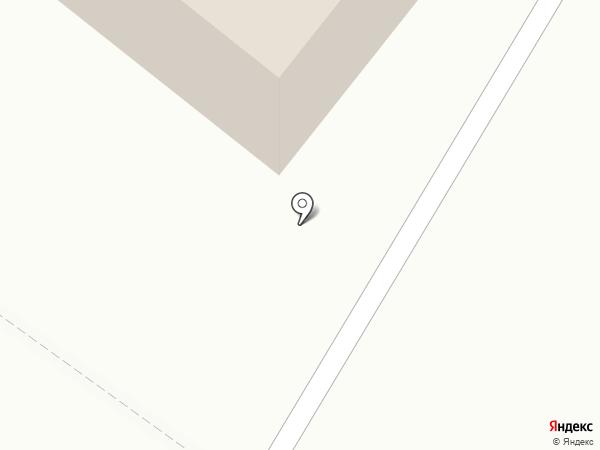 У Ксюши на карте Оренбурга